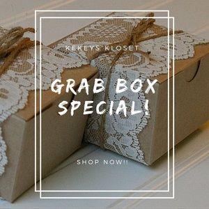 💥Grab Box Special💥